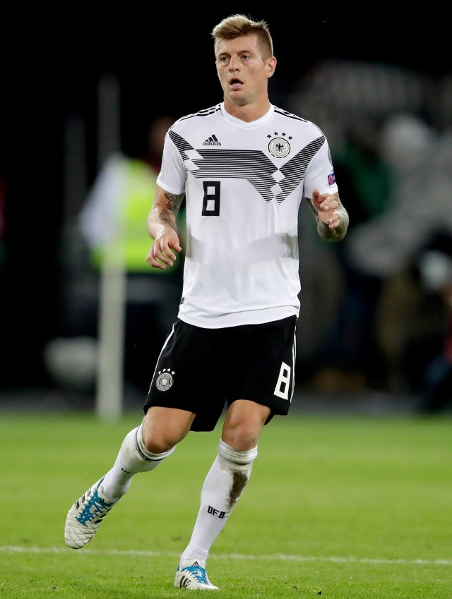 Toni Kroos has criticised Germany manager Joachim Low