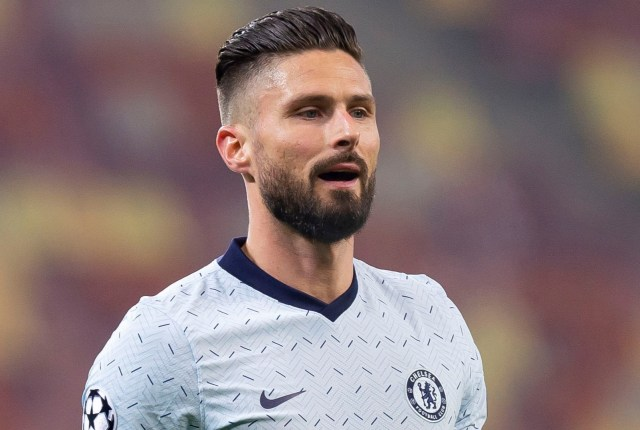 Olivier Giroud was Chelsea's best player in the 1-0 win against Atletico Madrid