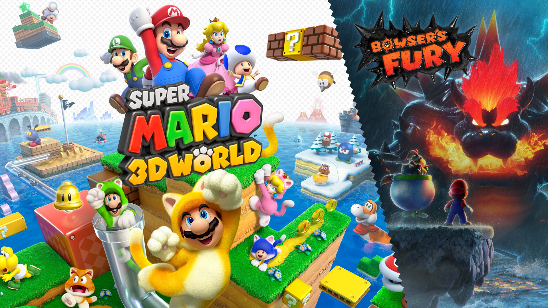 A classic Mario game for the Wii U has been ported to the Nintendo Switch...with some neat extras