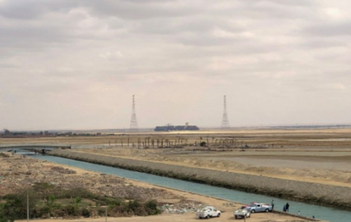 The Suez Canal Authority on 29 March said that traffic is to resume after the large container ship 'Ever Given' was refloated