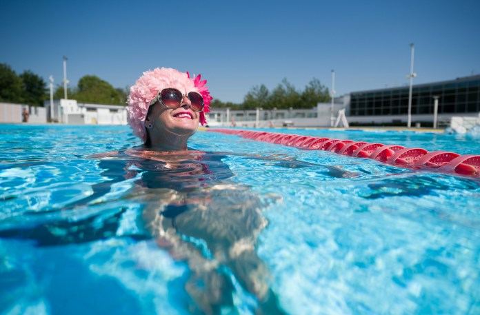 Brits can head to outdoor pools again from today