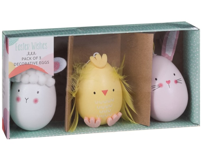 These adorable decorations are just £3 from B&M