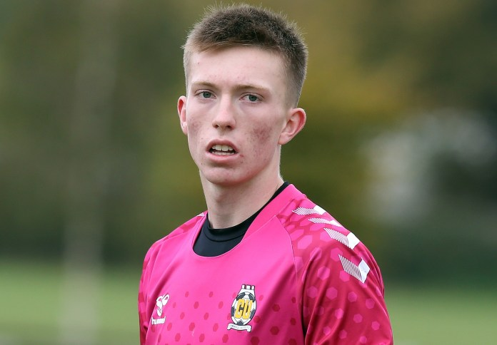 The ex-Man Utd ace's son Louis, 18, is a rising star in goal at Cambridge United