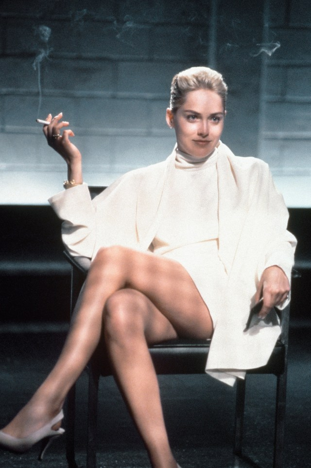 Her role as killer Catherine Tramell is one of the most provocative in movie history
