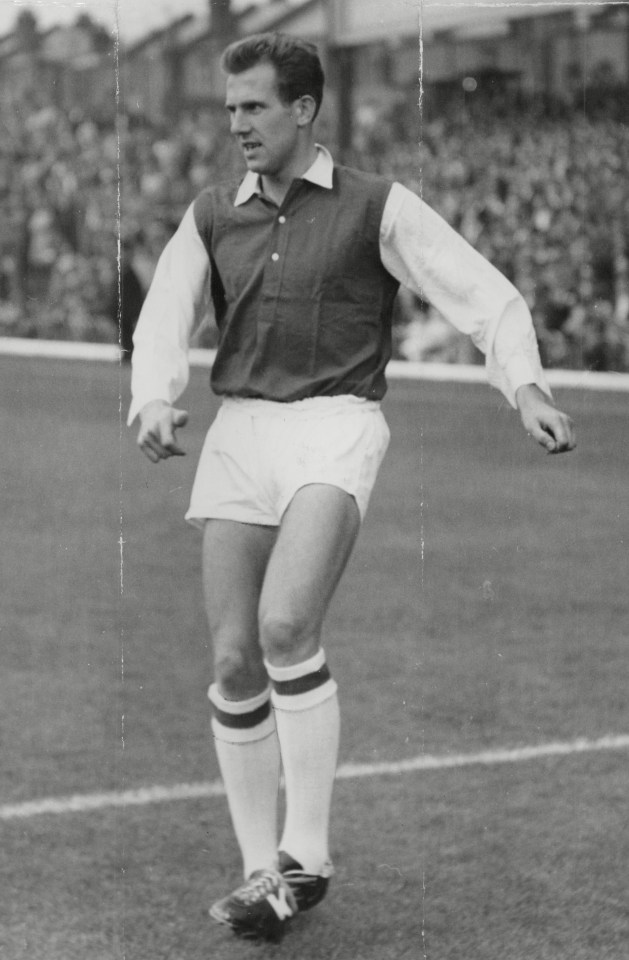 Laurie Brown made 109 appearances before moving to Tottenham and played against his old the day after signing for Spurs