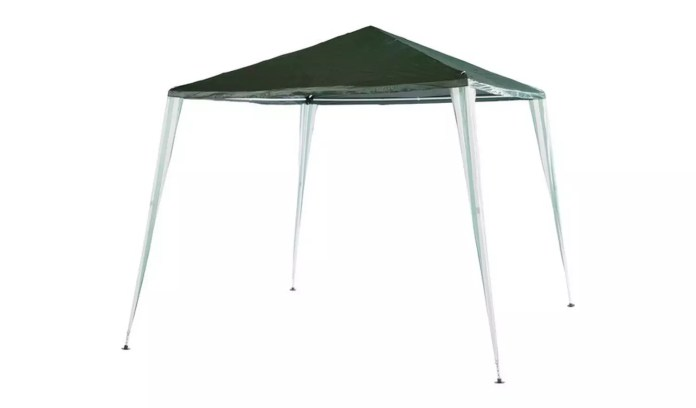 Argos' gazebo costs just £25