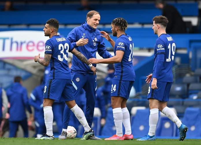 Thomas Tuchel's Chelsea have been in phenomenal form