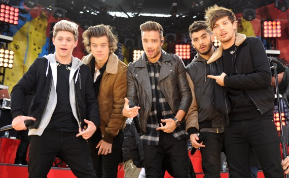 Zayn sensationally quit the group in 2015
