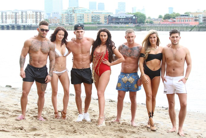 AShley is known for starring on Ex On The Beach.