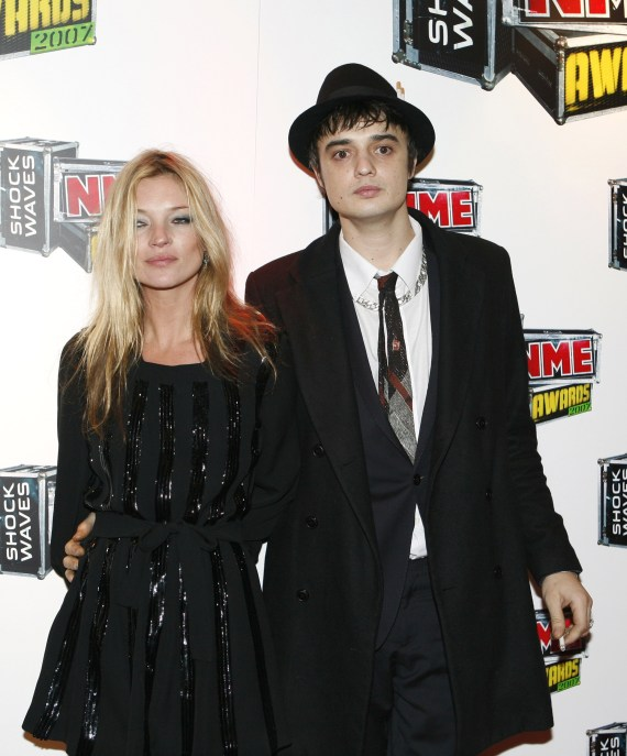 One minute Pete Doherty was a waif-thin stick insect on Kate Moss's arm