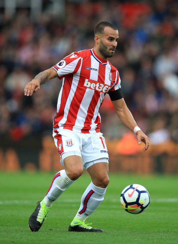 Jese Rodriguez endured a dismal stint in the Potteries