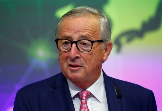 Former EU boss Jean-Claude Juncker hit out: 'Nobody understands why we're witnessing such a stupid vaccine war'