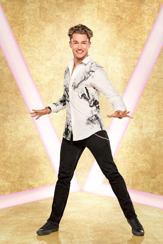 AJ quit Strictly last year to pursue other TV opportunities