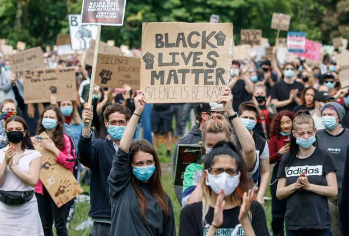 A report into racial inequality in the UK found there is no proof for structural or institutional racism