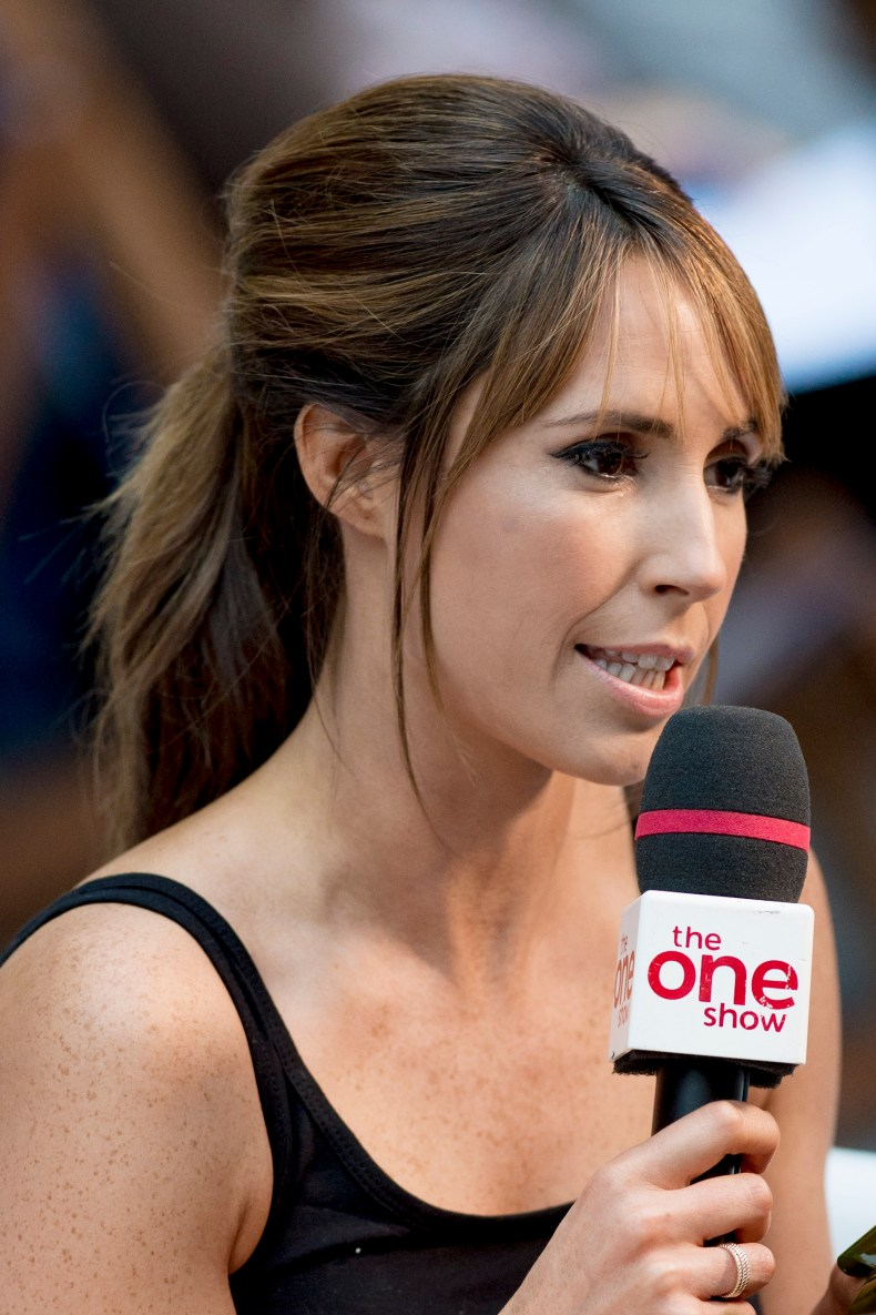 The presenter has hosted The One Show for over a decade