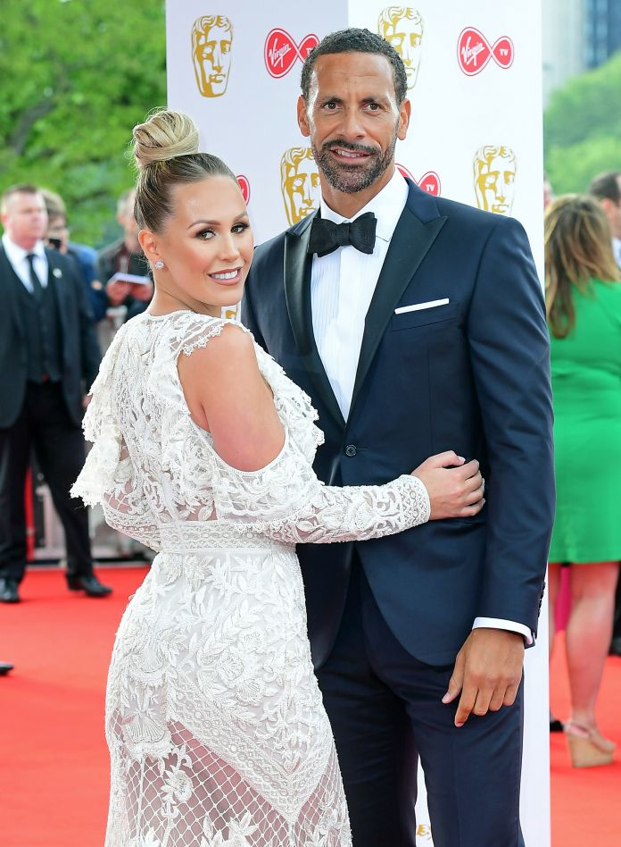 Kate and Rio Ferdinand are among the stars who have donated to the cause
