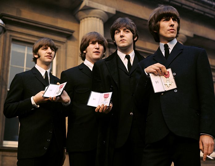Paul went on to achieve world-wide fame with The Beatles