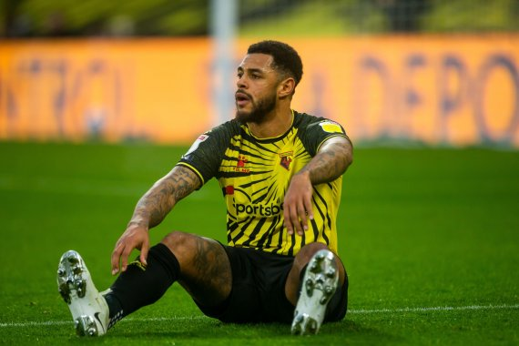 Andre Gray was banned for four matches when homophobic tweets were unearthed