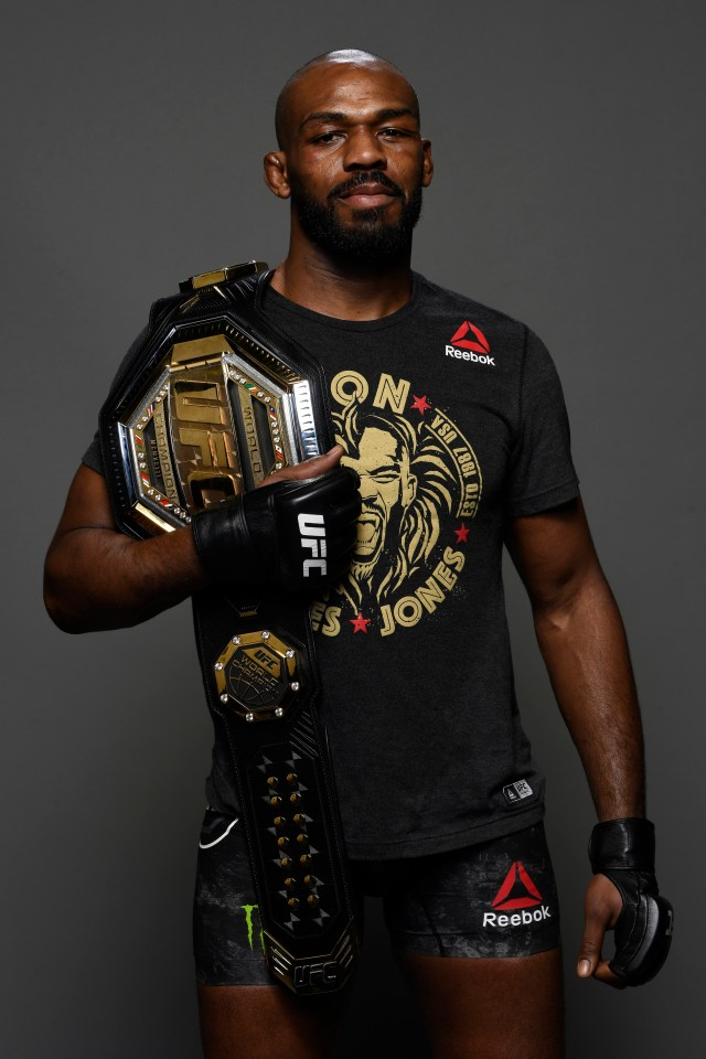 Jon Jones has stepped up to heavyweight and could fight Ngannou next