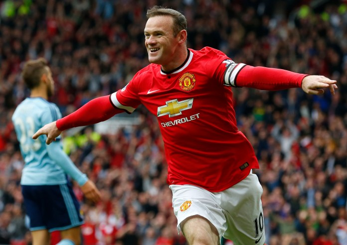Few Prem legends are better placed than Wayne Rooney to comment on goalscorers in the top flight like Man City great Sergio Aguero