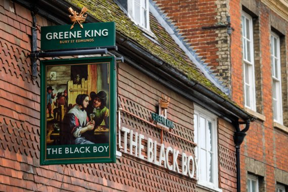 Greene King is letting Brits book a table now