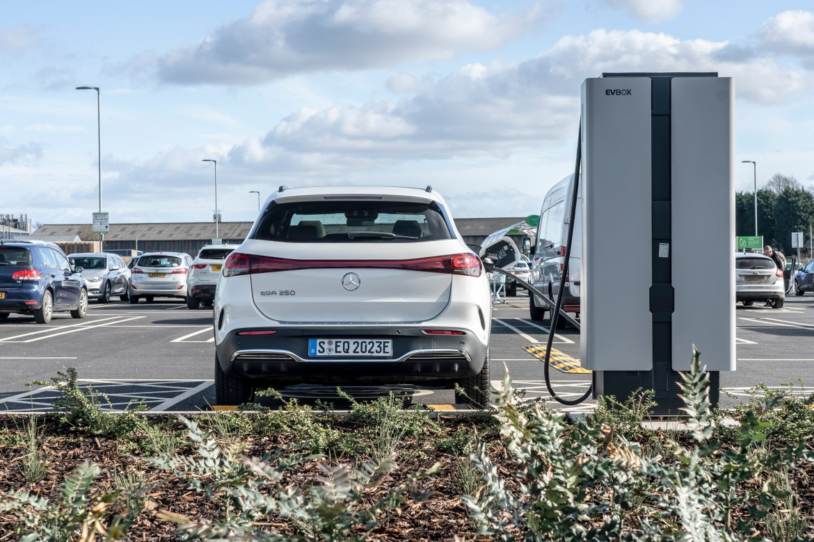 Personally I'd look elsewhere - Volkswagen makes electric cars that are cheaper and go further