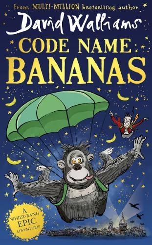 Save a massive £7.50 on Code Name Bananas by David Walliams at whsmith.co.uk