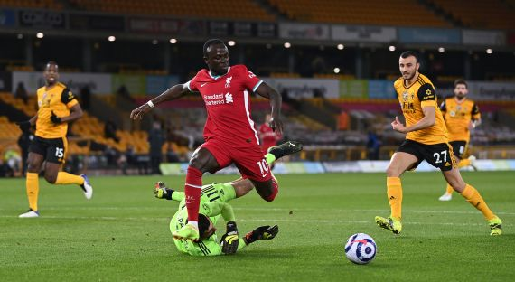 Mane and Liverpool have had a frustrating year in their failed Premier League title defence