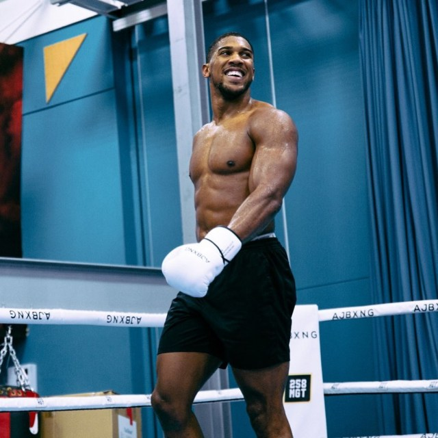 Anthony Joshua and his fellow Brit have agreed a £200m two-fight deal