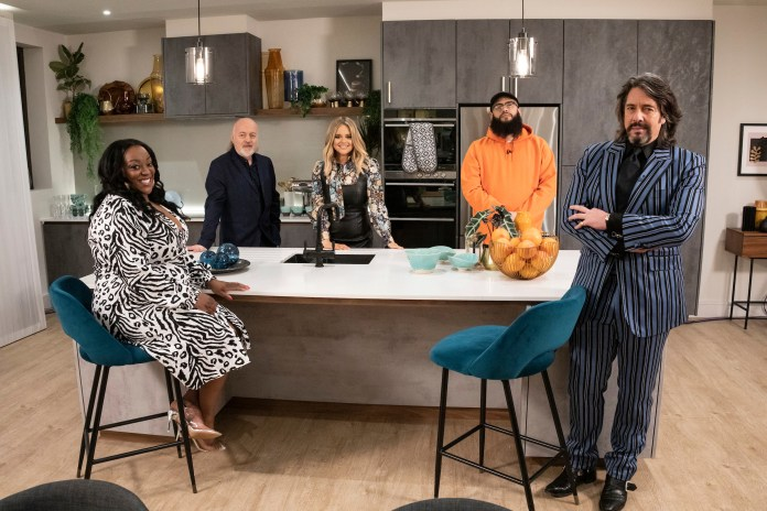 This Is My House stars Judi Love, Bill Bailey, Emily Atack, Jamali Maddix and Laurence Llewelyn-Bowen