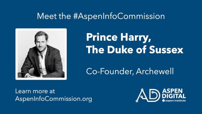 Хари също започва работа на непълно работно време в Института Аспен