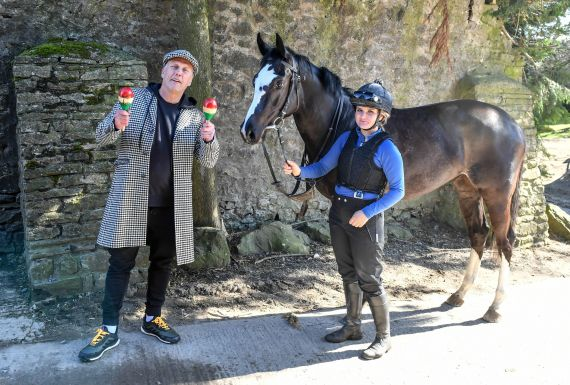 Happy Mondays legend Bez is moving into horse racing