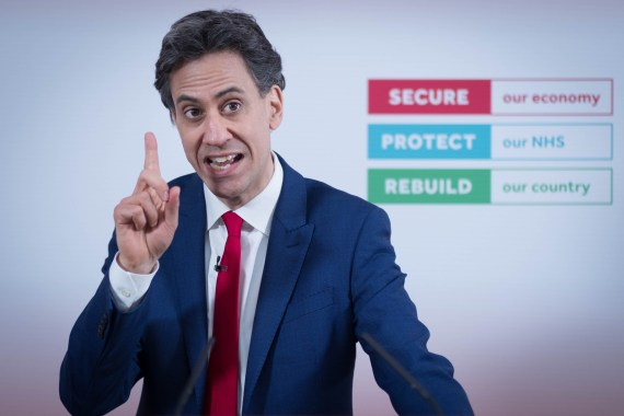 Electric cars don't seem good value even to a man with a £2million London mansion like Ed Miliband