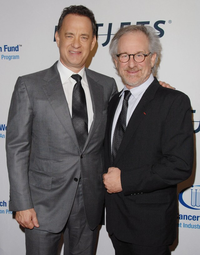 Tom Hanks and Steven Spielberg have riled up locals in a sleepy Oxfordshire village