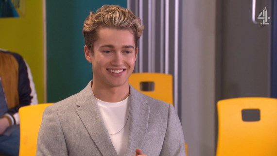 AJ Pritchard has joined Hollyoaks as the 'sly' Marco