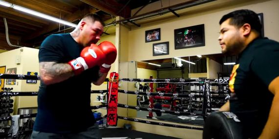 Andy Ruiz Jr has named Tyson Fury as one opponent he wants to fight