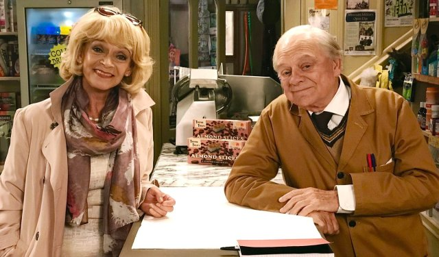 Since 2018 Sue has played Mrs Rossi in sitcom Still Open All Hours, alongside Only Fools' Del Boy legend Sir David Johnson