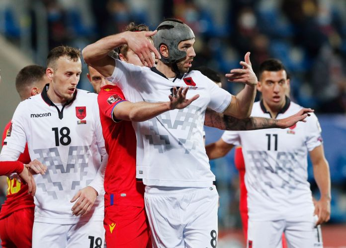 Albania beat Andorra 1-0 in their first World Cup qualifier