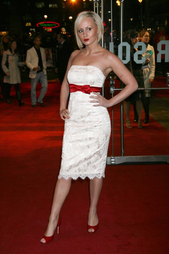 Chanelle rocked a Victoria Beckham-inspired bob in 2007