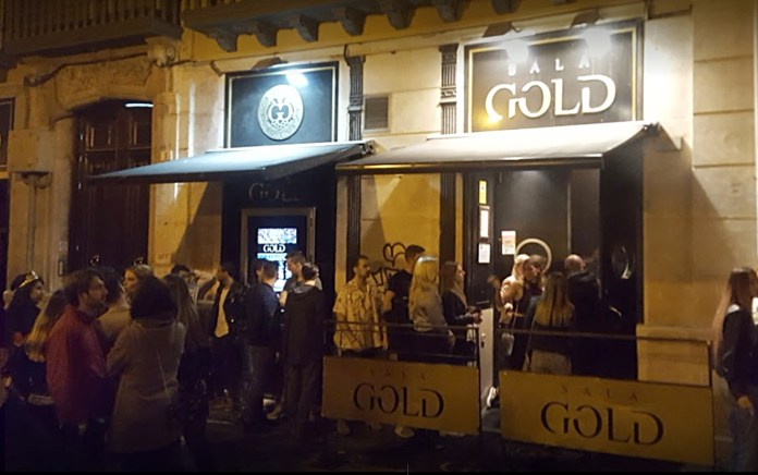 The British teenager was raped by a man she met in the trendy Sala Gold nightclub in Malaga