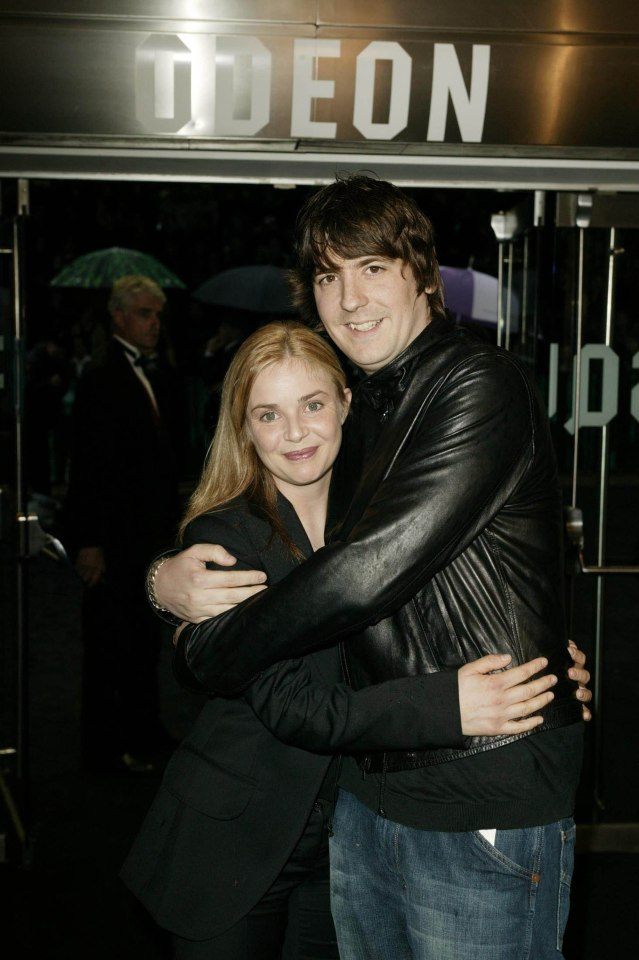 Gail was married to Toploader guitarist Dan Hipgrave between 2001 and 2006