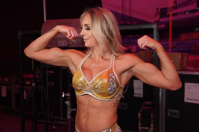 The star says she is medically cleared to compete at WrestleMania next month
