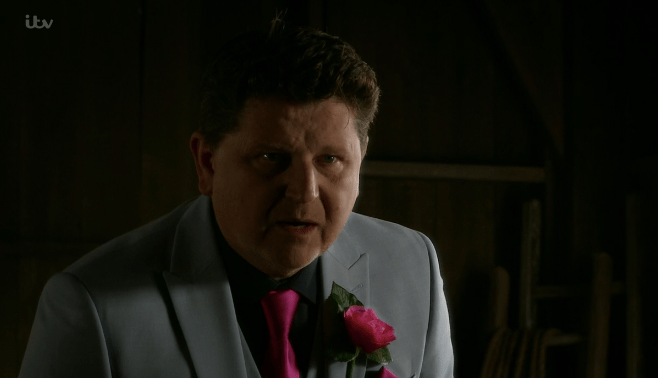 Paul was later furious to be confronted by Liv