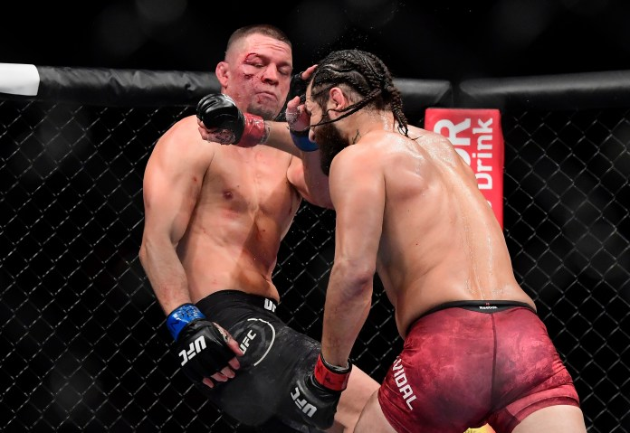 Nate Diaz hasn't fought since his November 2019 showdown with Jorge Masvidal