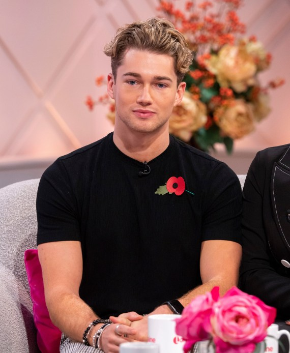 AJ admitted he loved playing the cheeky Marco on Hollyoaks