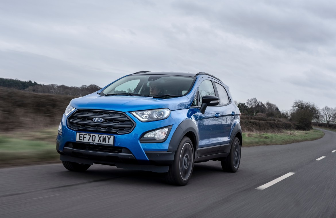The Ford EcoSport