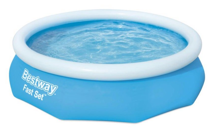 The 10ft Bestway pool is only £35 until Sunday