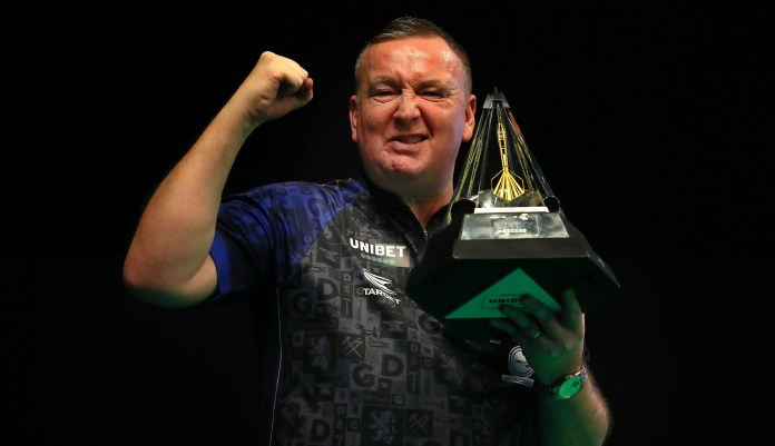 Durrant won the Premier League last October, his biggest triumph since switching to the PDC