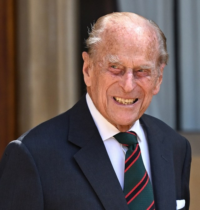 The Prince will be laid to rest in Windsor Castle