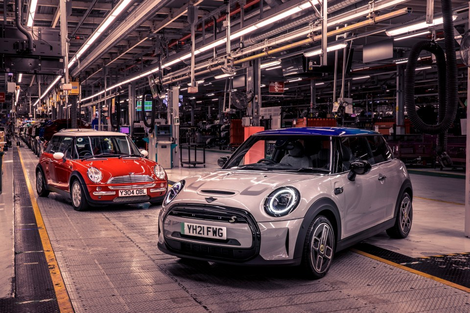 Monday marks 20 years of the Modern Mini